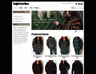 bajahoodiez.com screenshot