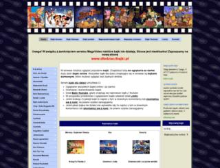bajki-dla-dzieci.org.pl screenshot