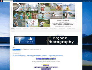 bajonzphoto.blogspot.com screenshot