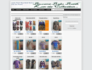 bajubatik4u.blogspot.com screenshot