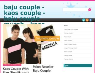 bajucoupleshop.com screenshot