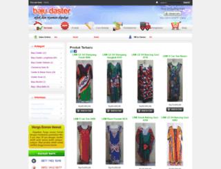 bajudaster.com screenshot