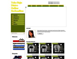 bajudistro-online.blogspot.com screenshot