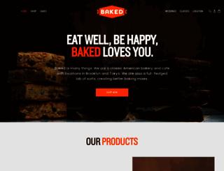 bakednyc.com screenshot