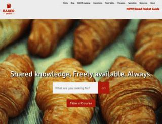 bakerpedia.com screenshot