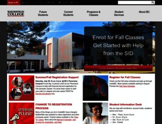bakersfieldcollege.edu screenshot
