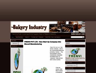 bakerybazar.blogspot.com screenshot