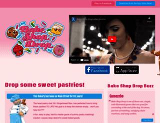 bakeshopdrop.com screenshot