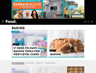baking.food.com screenshot