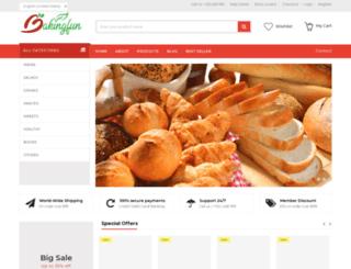 bakingfun.vn screenshot