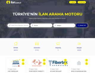 bakirkoy.ilan.com.tr screenshot
