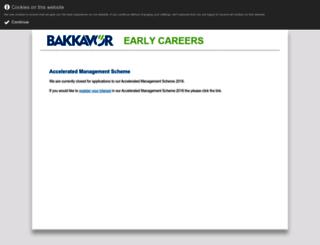 bakkavorcandidate.gradweb.co.uk screenshot