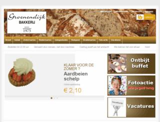 bakkendebakkers.nl screenshot