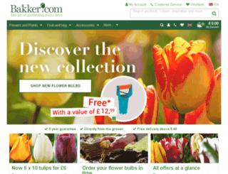 bakker-irl.com screenshot