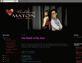 baklangmaton.blogspot.com screenshot