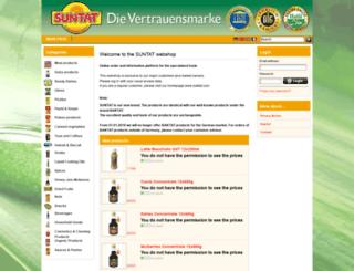baktatshop.de screenshot