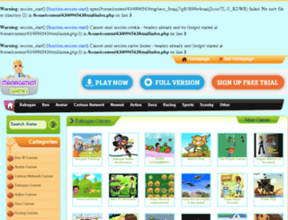 bakugan-games.com screenshot