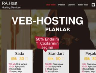 bakuservers.com screenshot
