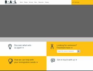 bal.com screenshot