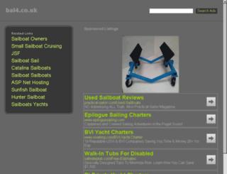 bal4.co.uk screenshot