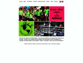 balade-handicap.com screenshot