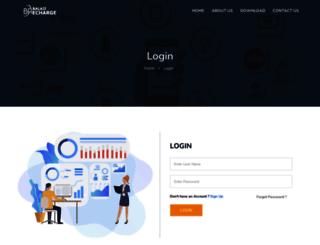 balajirecharge.com screenshot