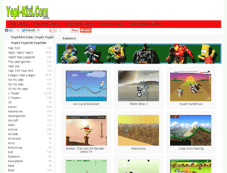 balance.yepi-kizi.com screenshot