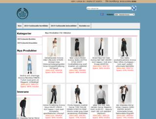 balanceboardsweden.se screenshot
