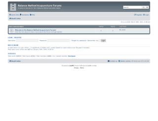 balancemethodacupuncture.com screenshot