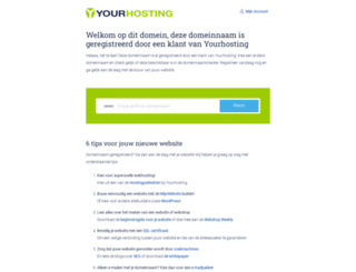 balanceoriginal.nl screenshot