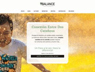 balancesaludable.com screenshot