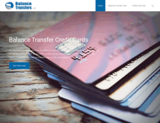balancetransfers.com screenshot