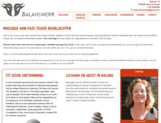 balanswerk.nl screenshot