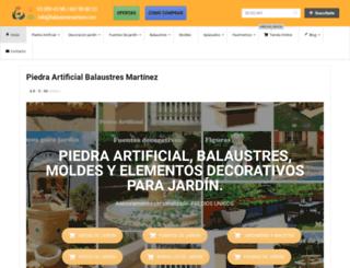 balaustresmartinez.com screenshot