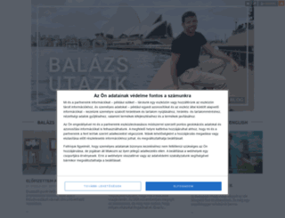balazsutazik.blog.hu screenshot