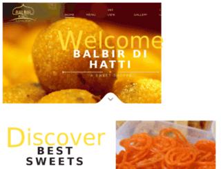 balbirdihatti.com screenshot