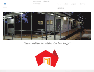 balcotransportable.com.au screenshot