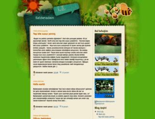 baldanadam.blogspot.com screenshot