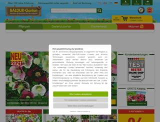 baldur.de screenshot