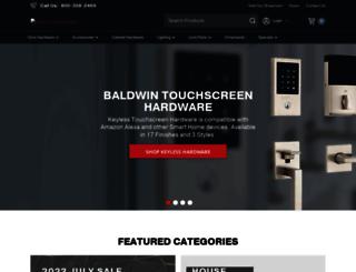 baldwinhardwaredirect.com screenshot
