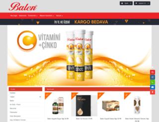 balenambar.com screenshot