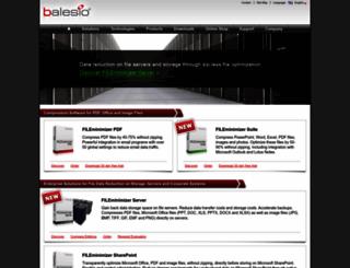 balesio.com screenshot
