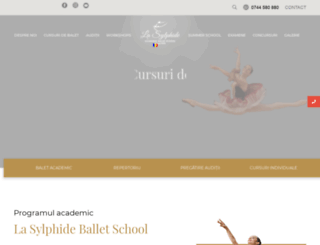 baletcopii.com screenshot