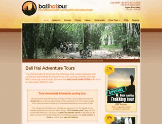 balihaitour.com screenshot