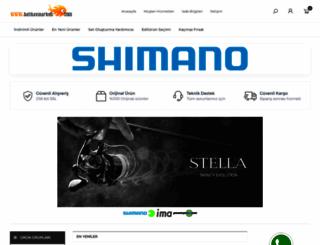 balikavmarketi.com screenshot