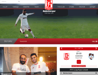balikesirspor.dijitaladam.com screenshot