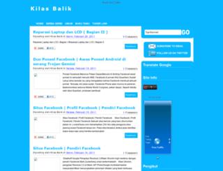 balikkebali.blogspot.com screenshot