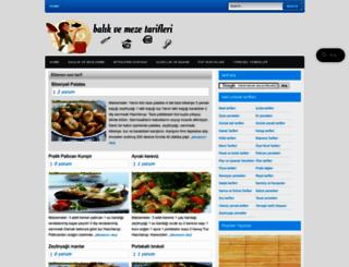 balikvemezetarifleri.blogspot.com screenshot