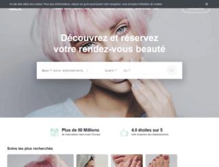 balinea.com screenshot