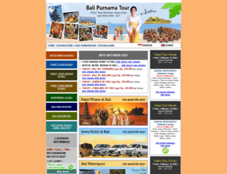 balipurnama.com screenshot